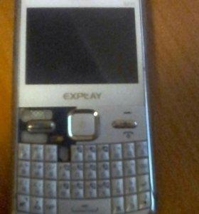 Телефон explay на запчасти
