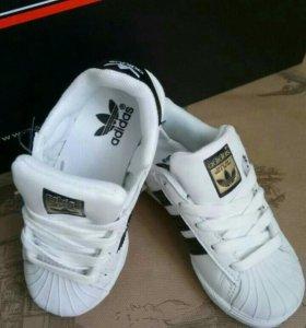 Кроссовки Adidas superstar 26-31