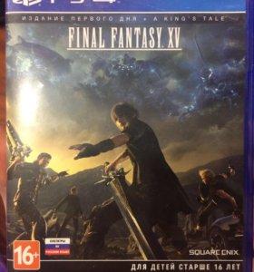 Продажа игры Final Fantasy 15 PS4