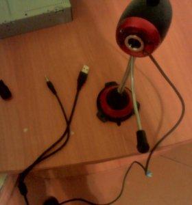 Веб-Камера USB 2.0