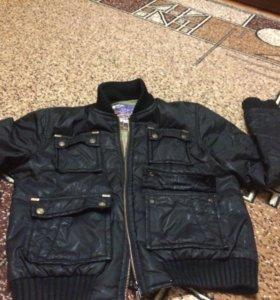 Мужская куртка dsquared