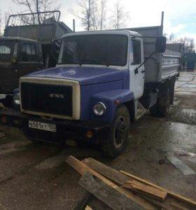 Машина ГАЗ 53
