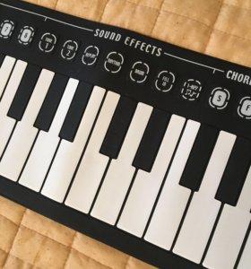 Рулоновое пианино