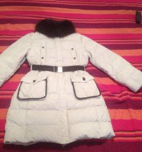 Пуховое пальто OSTIN