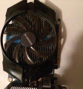 Видеокарта GeForce GTX 650 Ti