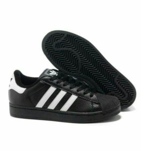 Кроссовки Adidas Superstar 2 black