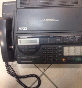 Факс, телефон, автоответчик