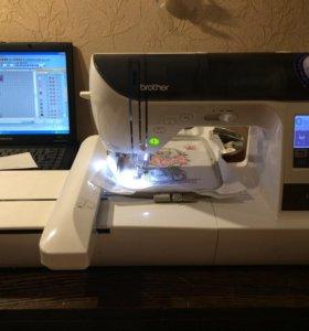 Швейно-вышивальная машина Brother 1250