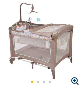 Манеж кровать Baby trend