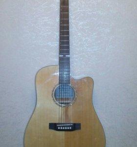 Акустическая гитара madeira HW-870 комплект