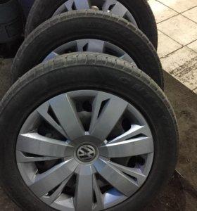 Колеса Volkswagen, фольцваген