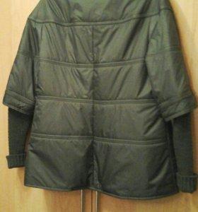 Куртка женская(весна-осень)новая
