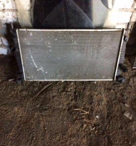 Радиатор охл Форд Фокус 2