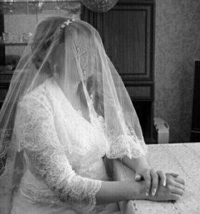 Свадебное платье +
