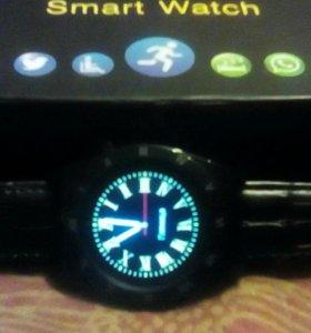 Умные часы с симкой и пульсометром