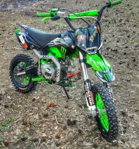 YСF R-START 125 Monster Energy (Limited Edition)