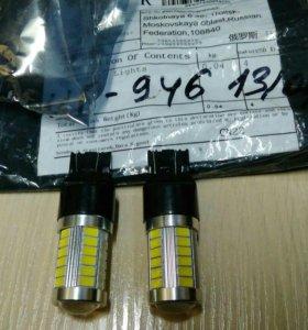 Светодиоды Led 7443 T20 21w/5w canbus