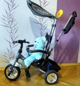 Трех колесный велосипед lexus Trike
