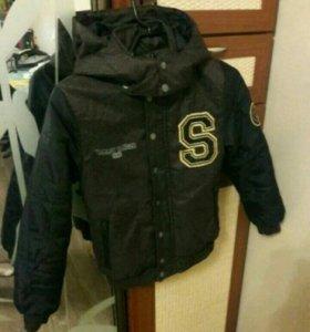 Куртка для мальчика 134