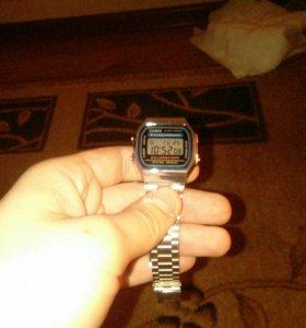 Часы Casio A168