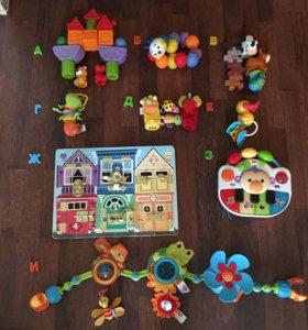 Детские игрушки фирменные