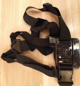 Крепление на грудь (для GoPro)