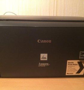 Лазерный принтер Canon i-SENSYS LBP 6020B