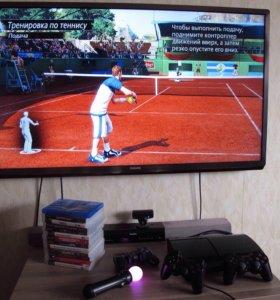 PlayStation 3 super slim (500 gb)