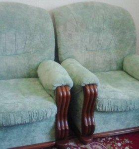 Мягкая мебель четвёрка