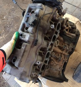 Двигатель тойота Харриер 2,2 л