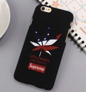 📲 Чехол Supreme для Iphone 6 7