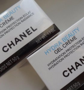 "Крем для лица Chanel ""Hydra Beauty Creme"" (50 мл)"