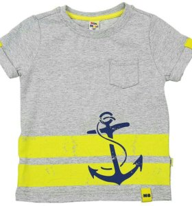 Новая футболка Mini-maxi