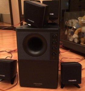 Аудиосистема для ПК