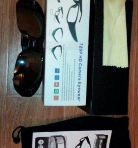 Шпионские очки с видеокамерой
