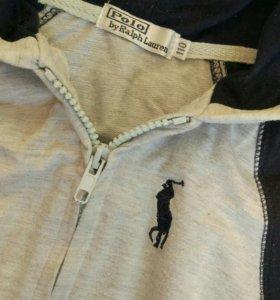 Толстовка, кофта оригинальный Polo Ralph Lauren!