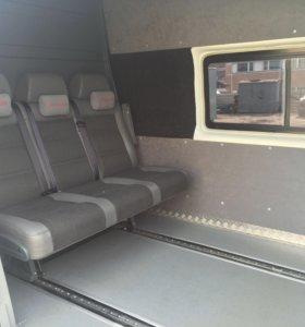 Ford Transit грузопассажирский 2014