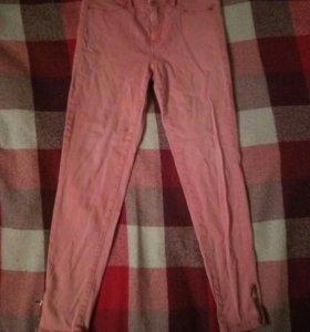Джинсовые брюки для девочки