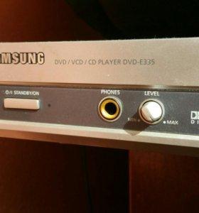Dvd player Samsung E335