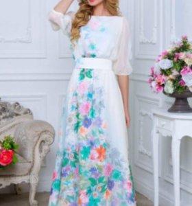 Волшебное платье на 44 р-о