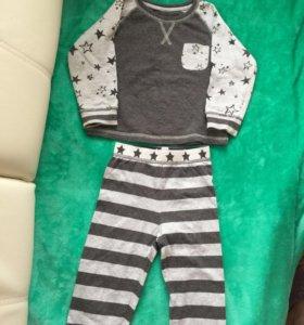 Очень стильный комплект для малыша
