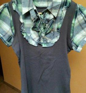 Рубашка - майка