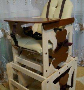 Оригинальные стульчики WoodenBear