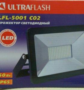 LED прожектор SMD Ultraflash 50W 230V IP65