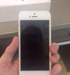 iPhone 5 срочно цена на пару дней