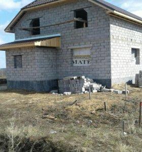Строим дома от фундамента до крыши под ключ.