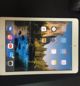 Apple IPad Air 16gb + 4g cellular