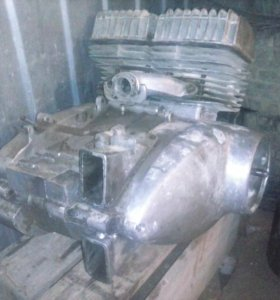 Двигатель иж юпитер5