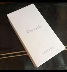 Коробка iPhone 6 16gb Space Grey