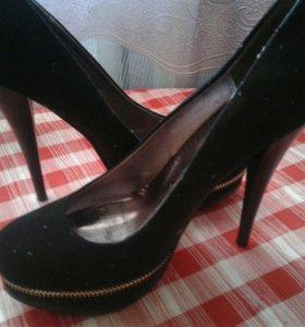 Туфли ж. Р. 39